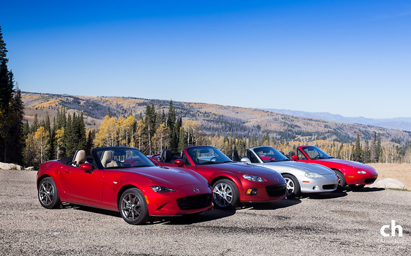 The Best MX5
