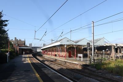 Penrith Railway Station - 11 July 2018