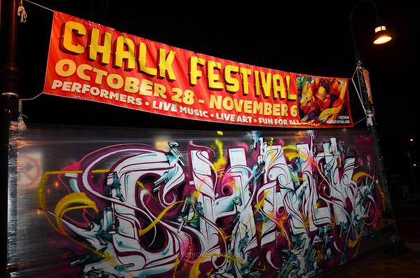 Chalk Festival 2012 - TWIS
