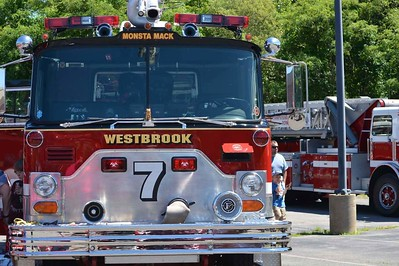 Apparatus Shoot - 9th Annual Fire Truck Show, Fall River, MA - 6/26/17