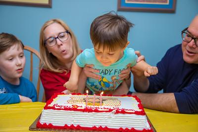 Jackson's 3rd Birthday Party