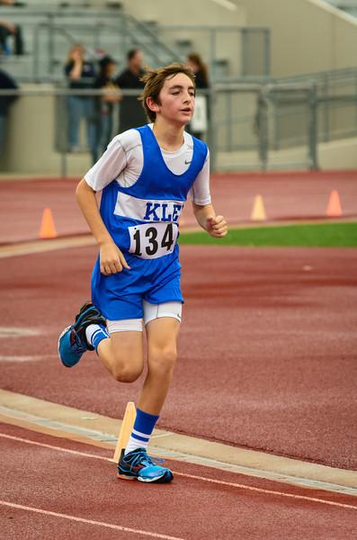 2014 Kleb Track