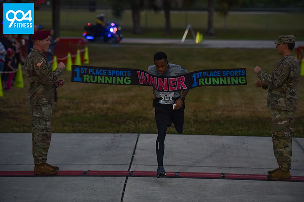 USO ARMED FORCES FREEDOM 5K 2019