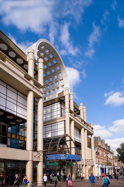 The Bentall Shopping Centre, Kingston upon Thames, Surrey, United KIngdom
