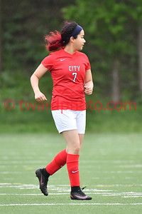 2021 CHS JV Girls Soccer - Liberty