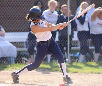 Penn Yan Softball 5-17-16