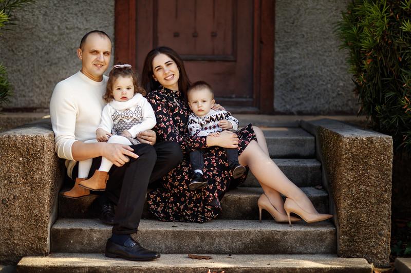 Matsik Family Portrait session