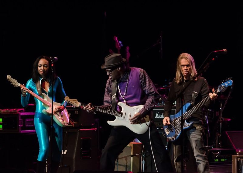 EXPERIENCE HENDRIX TOUR FOR NATIONAL ROCK REVIEW