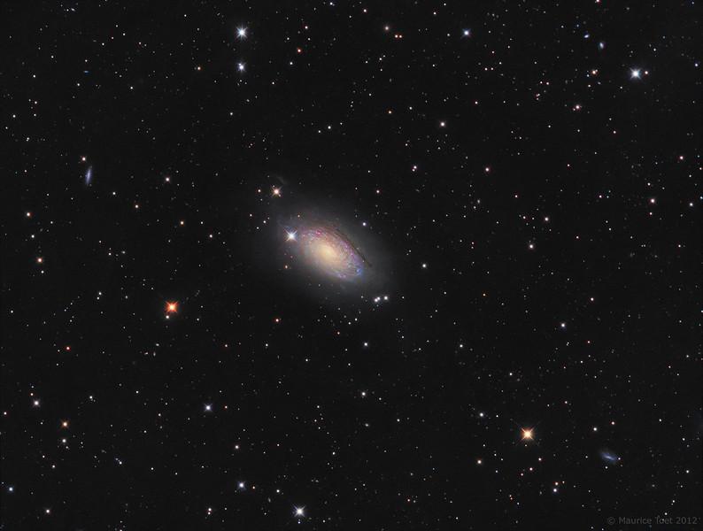 M63, Sunflower Galaxy