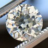 1.36ct Old European Cut Diamond GIA L SI1 4
