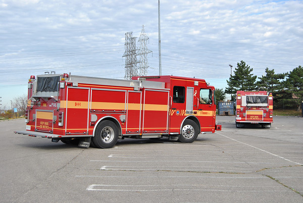 October 10, 2010 - 1st Alarm - 1000 Arrow Rd.