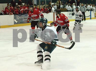 Women's Hockey / Northeastern @ Bemidji - Oct. 10&11, 2008