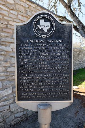Longhorn Caverns, Pieous - Austin