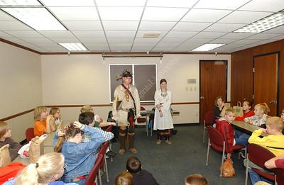 21756 Eastern Woodland American Indian Conference School Children Activities