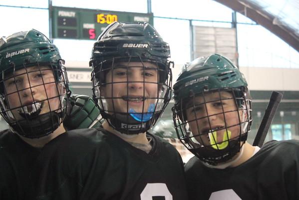 JV Hockey v. St. Louis