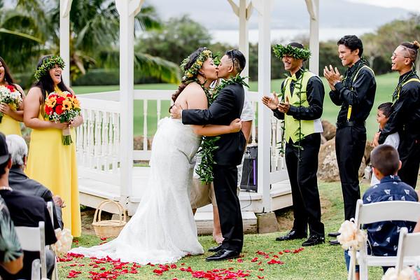 Kerry + Kalo (Wedding)