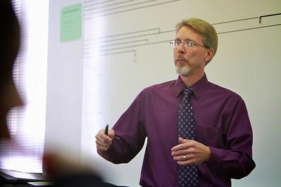 Concert Choir Classroom