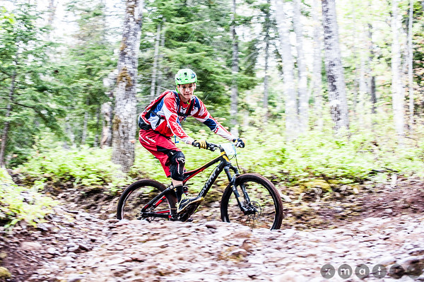 2017 - Ride the Keweenaw Enduro