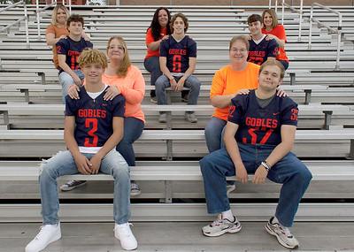 Football Boys & Moms