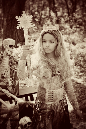 Halloween Minis 2019: Evie!