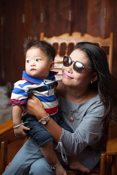 Pui and Marwin photo shoot