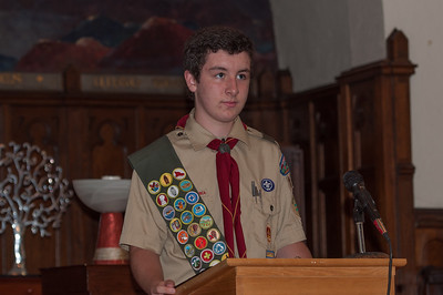 Diego's Eagle Scout Court