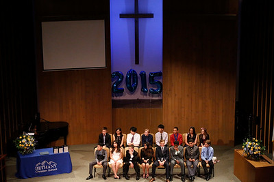 2015 BCS Graduation
