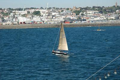 St. Peter Port, Geurnsey - UK