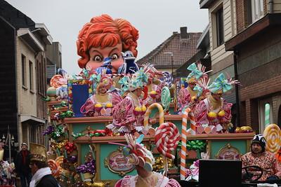 Carnavalstoet Steendorp 2020 - Deel 1