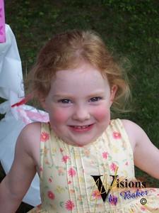 Emma's 1st Birthday 2004