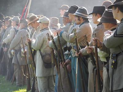 Van Raalte Farm Civil War Muster 18