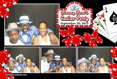 Jimmy Jam's Casino Party