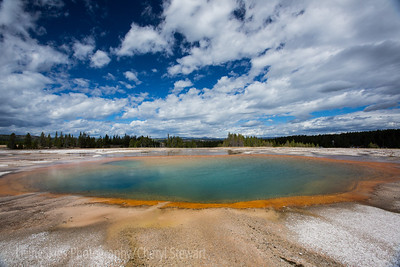 Yellowstone National Park Sept 2016