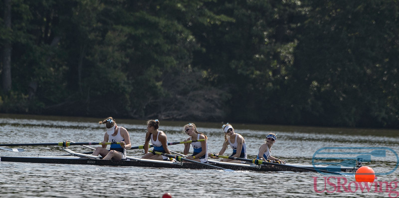 Women's Youth Four With Semifinal