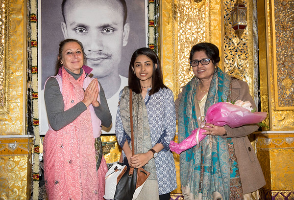 Leena Taposhi visits AspGrnd