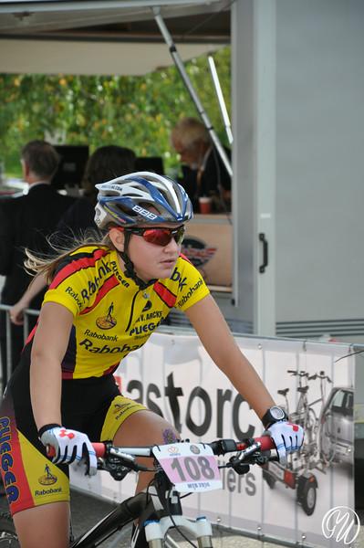 Mountainbike topcompetitie Zoetermeer 2014 Vrouwen