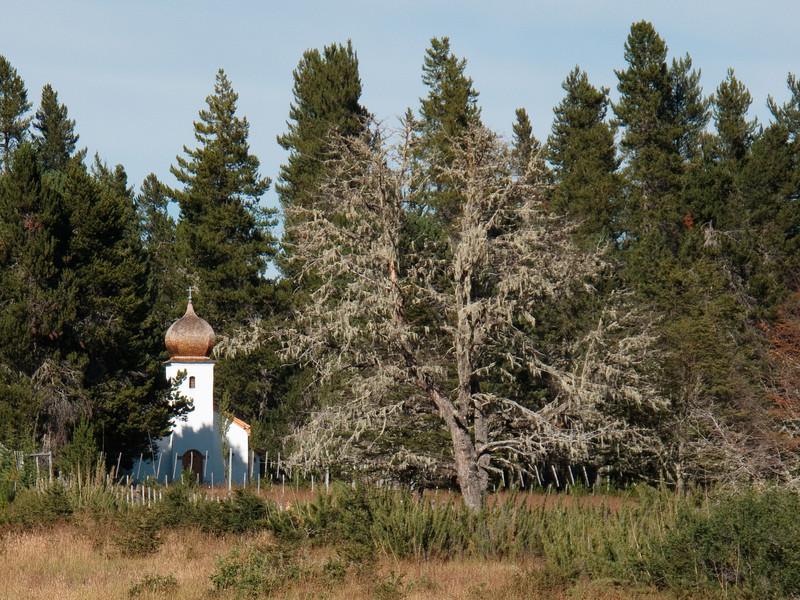 Ruta de Los Siete Church