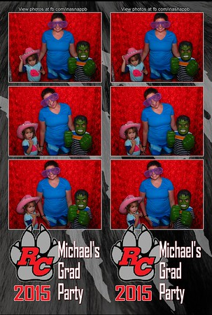 Michael Gilmurray's Grad Party