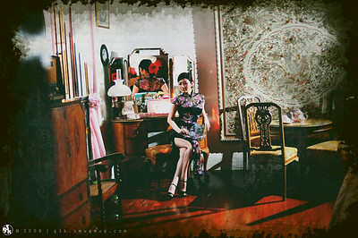 20090516 Ms Queen @ Peranakan Mansion