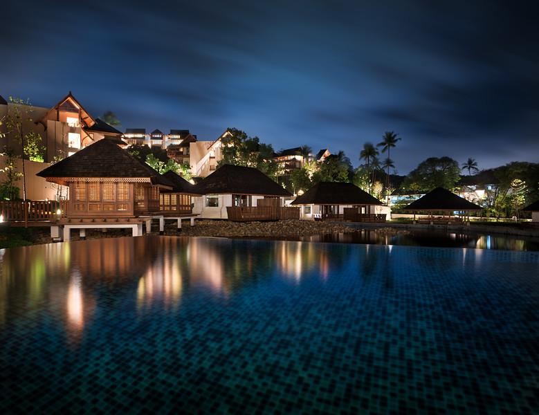 Midnight in Koh Samui