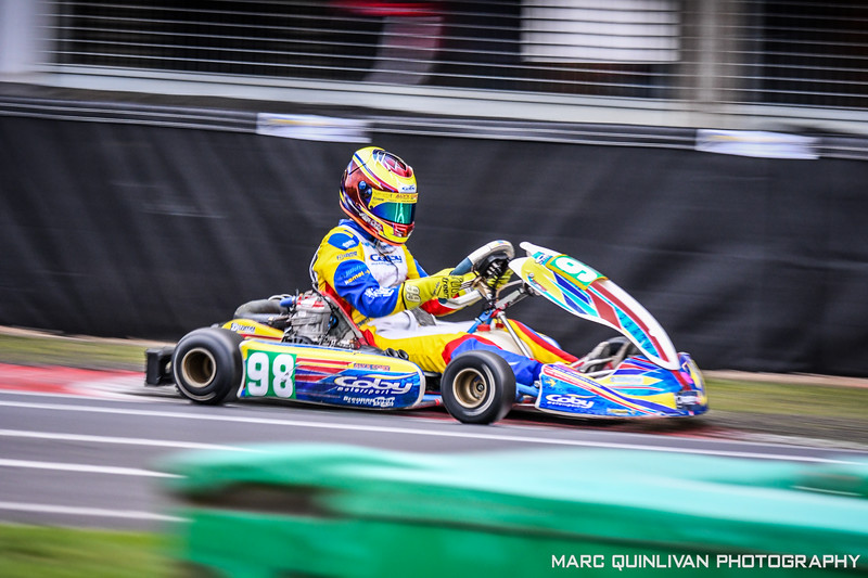 Trent Valley Kart Club Winter Series 2019 - Round 3 - 02 Saturday