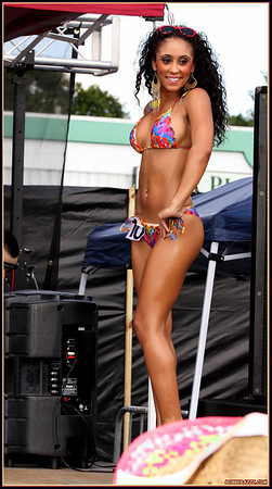 Red Trout Shootout Bikini Contest at El Jaliscos May 5 2012