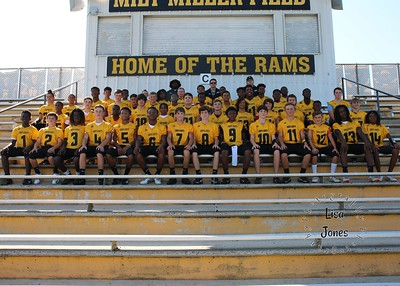 WCMS FOOTBALL 2019