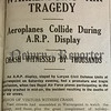R1530105 - Warrenpoint air tragedy clipping