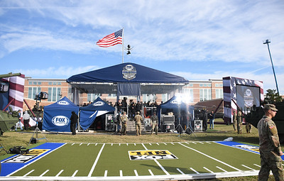 Fox NFL Sunday Centennial Tailgate Party