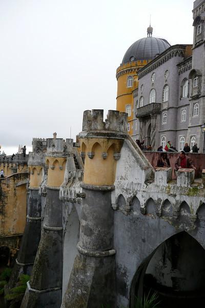 Palácio Nacional de Sintra. Sintra