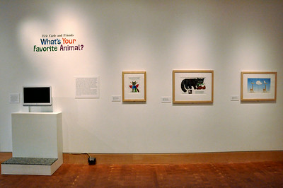 2014  What's Your Favorite Animal - Installation