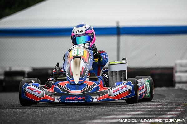Motorsport Ireland Karting Championship 2021 - Round 5 - Galway - Éimear Carey