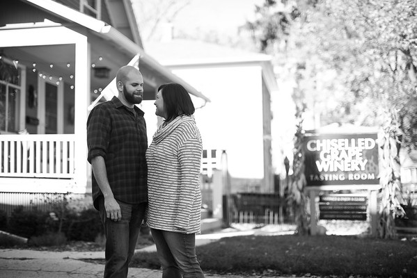 Jenni and Dale Engagement Shoot