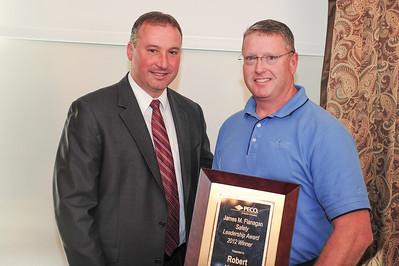 James M. Flanagan Safety Leadership Award